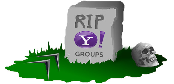 rest in peace yahoo groups